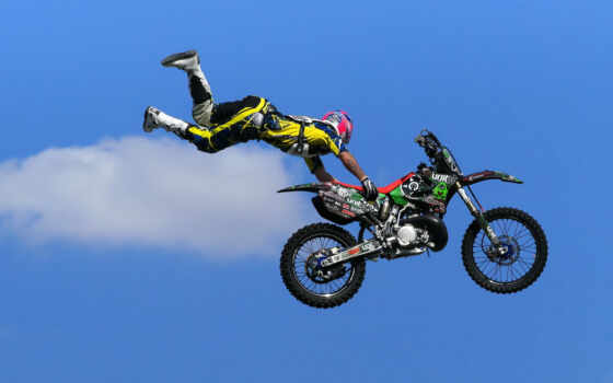 bike, спорт, прыжок