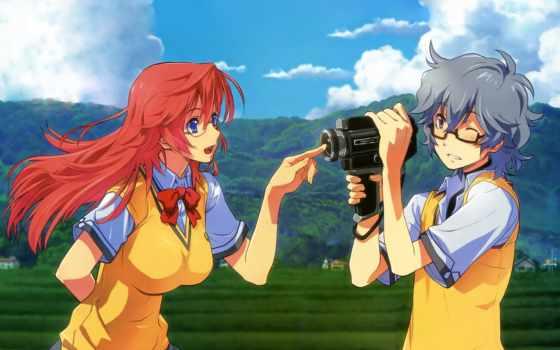 anime, подборка, красивых