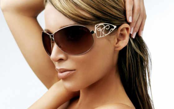 очки, солнцезащитные, модные