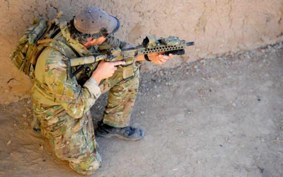 australian, оружие, армия