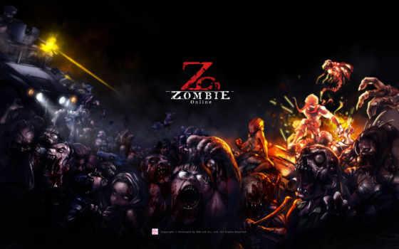 зомби, free, online