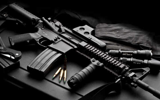 акпп, оружие, винтовка, патрон, black, пистолет