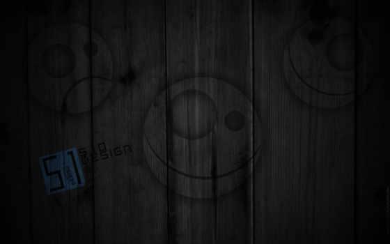 логотип, смайл