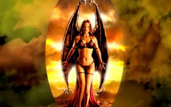 fantasy, мира, devushki, отважные, страстные, фантазий, твоих, сказочного, чудесных,