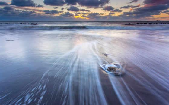 denmark, manzara, bent, resimleri, velling, пляж, небо, free,