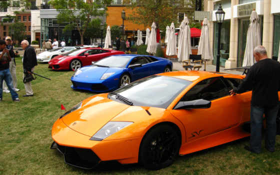 lamborghini, cars, car