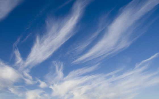 небо, качестве, высоком, море, ночное, природа, oblaka, ясное, ultra,