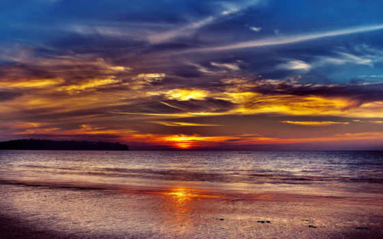 таиланд, закат, top, landscape, tapetes,