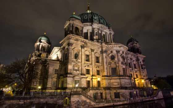 berlin, cathedral,