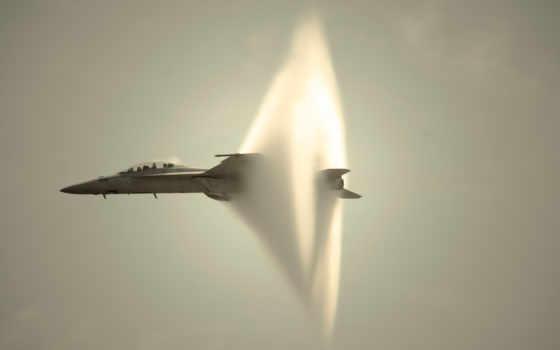 истребитель, авиация, супер, hornet, самолёт, sound, шлагбаум,