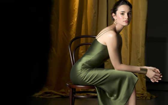 платье, девушка, платья, вечернем, зеленом, вечерние, вечернее, devushki,