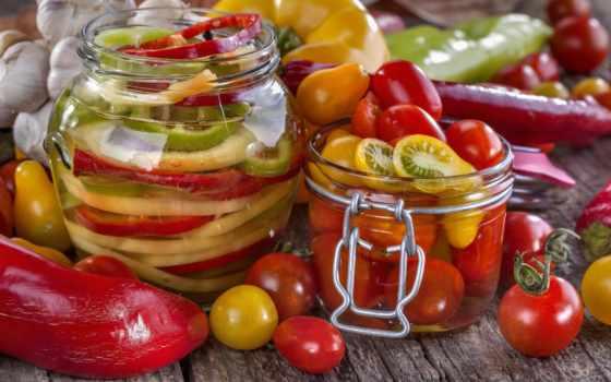 зиму, рецепты, перец, помидоров, помидоры, пирожки, рецепт, болгарского, консервация, заготовки, перца,