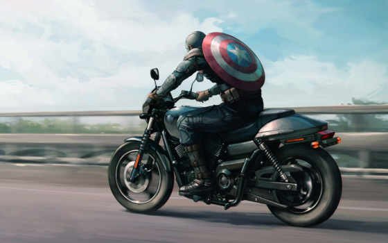 captain, america, harley, ideas, you, art, davidson, найти,