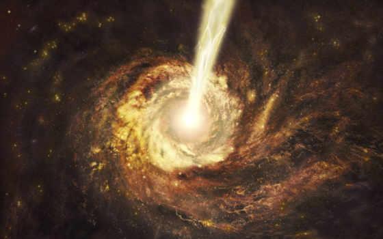 космос, quasar, planet