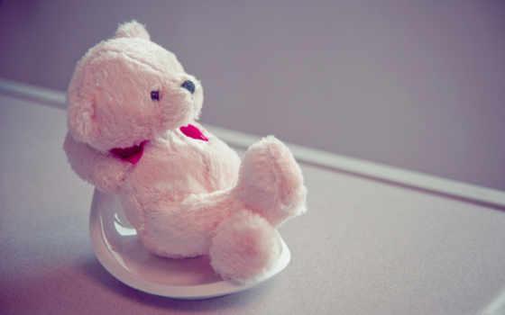 love, teddy, медведь