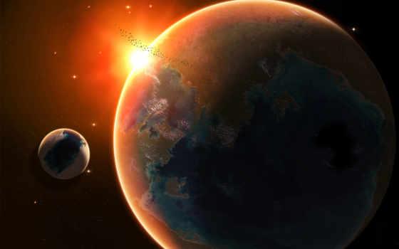 земля,  cosmos