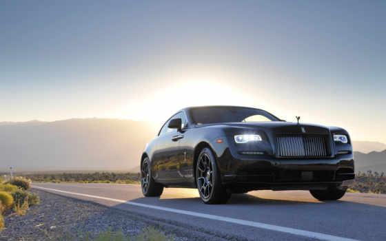 rolls, royce, black, wraith, бейдж, car,