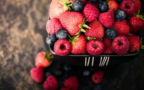 малина, изображение, еда, плод, desktop, free, фото,