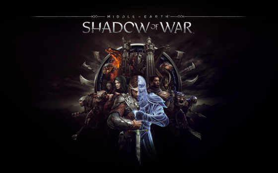 war, shadow, middle, earth, издание, предновогодний, заказать, silver, playstation,