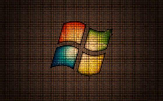 windows, фон, ос