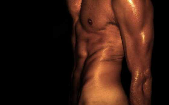 тело, мужское