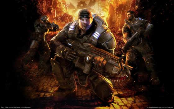 gears, war