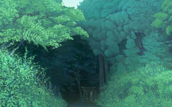 проект, art, anime, maribel, природа, шапка, japanese, han, восток, япония