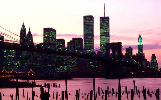 нью, york, города