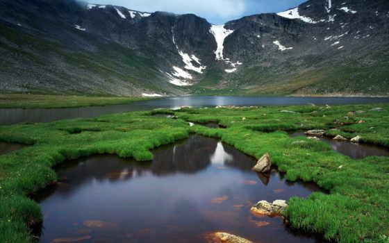 природа, завараживает, горы