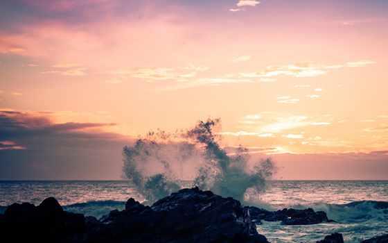 небо, природа