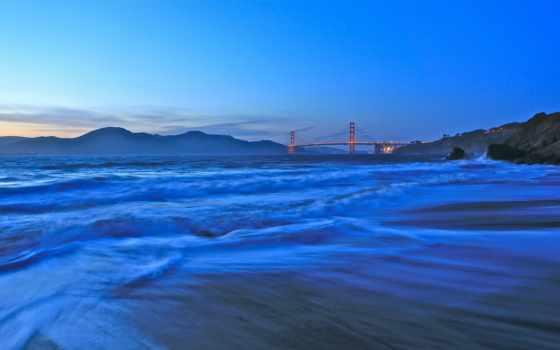 pantalla, fondo, рассвет, fondos, море, остров, город, para, android,