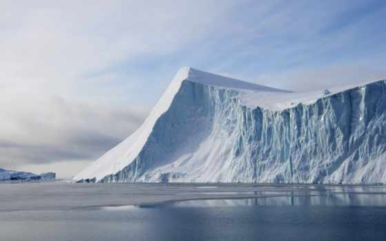 iceberg, gallery, tip,
