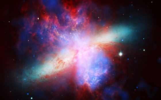 galaxy, ursa, большая, starburst, созвездие, сигара, galaxies,