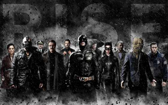 рыцарь, dark, взлёт, бэйн, возрождение, batman, сказание, бане