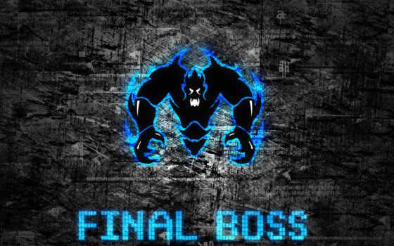 final, boss