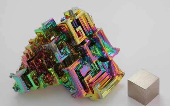 abstract, bismuth