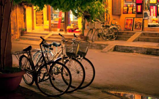 city, велосипеды