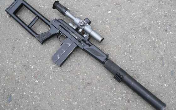 вск, ВСК-94, винтовка, снайперская, автомата, оружие,