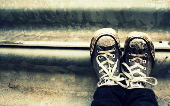 кеды, туфли, шнурки, настроения, джинсы,