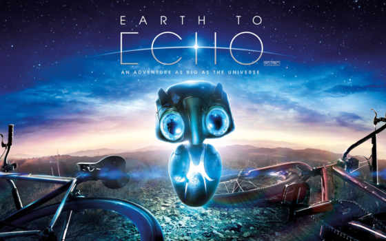 echo, earth, movie