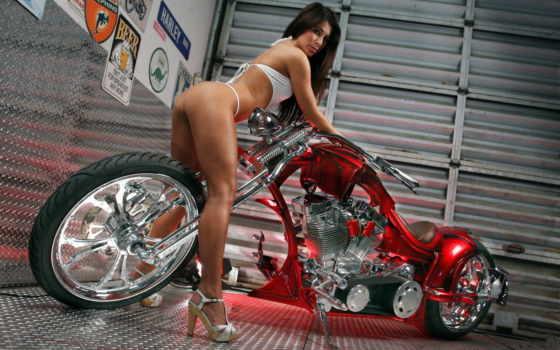sexy, эротика, bike