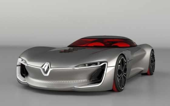 renault, concept, trezor, car, париж, electric, cars, авто, motor,
