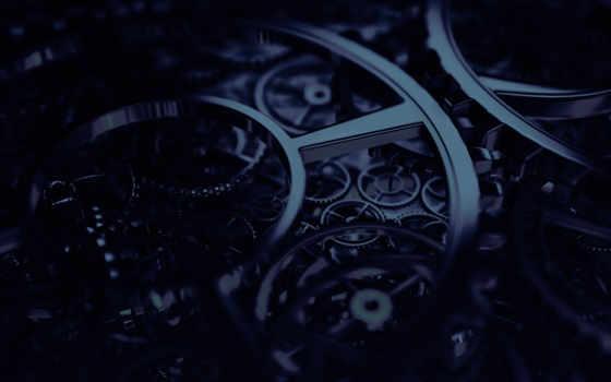 steampunk, gears, deviantart, часы, images,