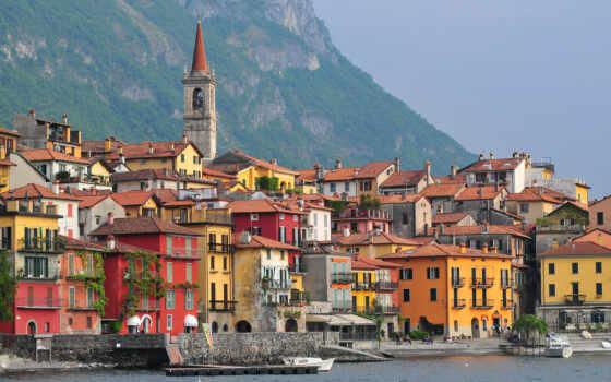 como, varenna, europa, paisaje, italien, ciudade, лагос, lagodicomo, nikon, озеро