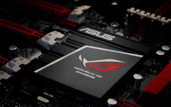asus motherboard - republic of gamers