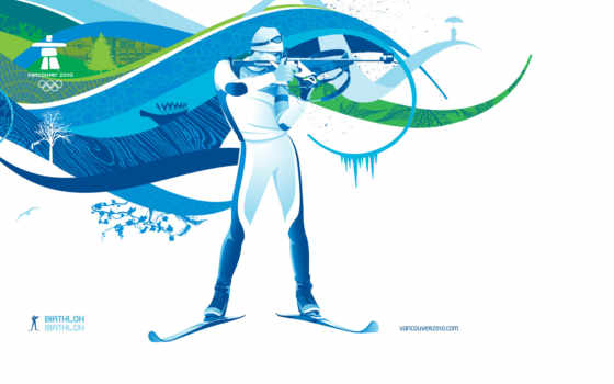 winter, olympics, биатлон, ванкувер, спорт, олимпиада, биатлону, sports, стрельба,