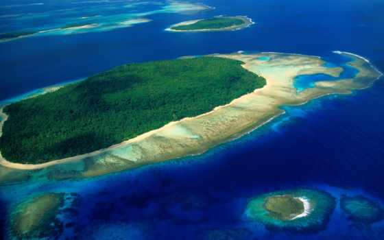 рай, islands, остров,