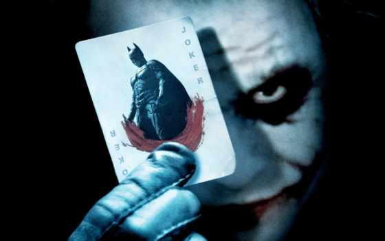 joker, ledger, heath, batman, рыцарь, dark,