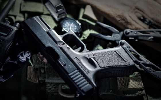 glock, глок, камуфляж, пистолет, часы, рация, пассатижи, техника, ammunition, боке,