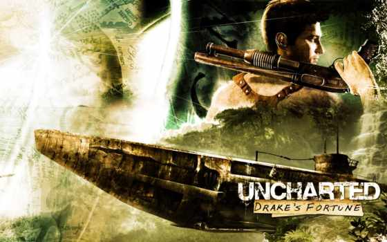 fortune, drake, uncharted, еще,